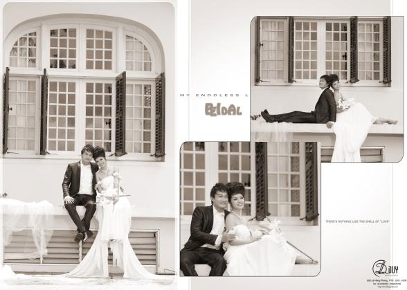 Xu hướng chụp hình cưới phong cách cổ điển